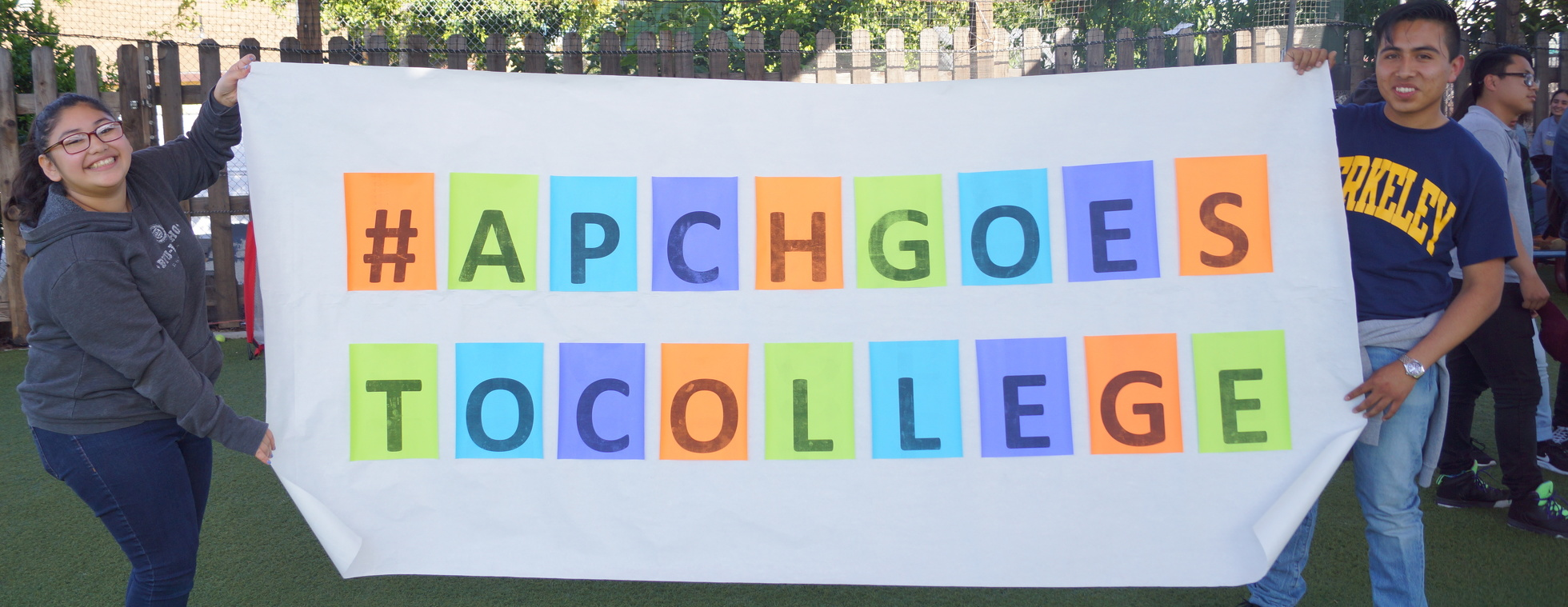 APCH GOES TO COLLEGE